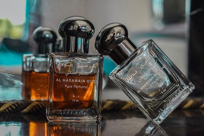 branża perfumeryjna